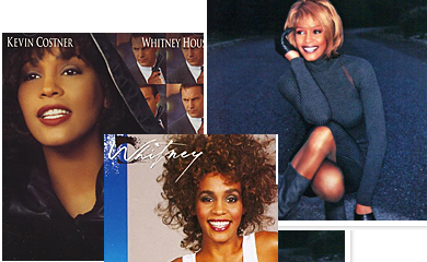 Whitney Houston, 1963-2012
