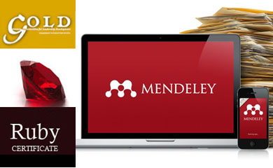 Mendeley for PDF management and automatic bibliographies