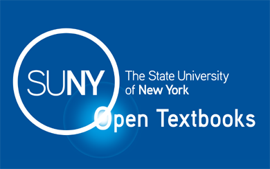 SUNY Open TextbooksNew GlowSM