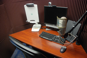 Podcast and Screen Recording Station