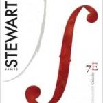 Multivariable Calculus (Stewart, 7th ed.)