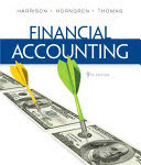 Financial Accounting (Harrison, Horngren and Thomas, 7th)