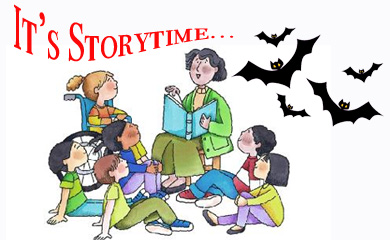 Halloween.Storytime