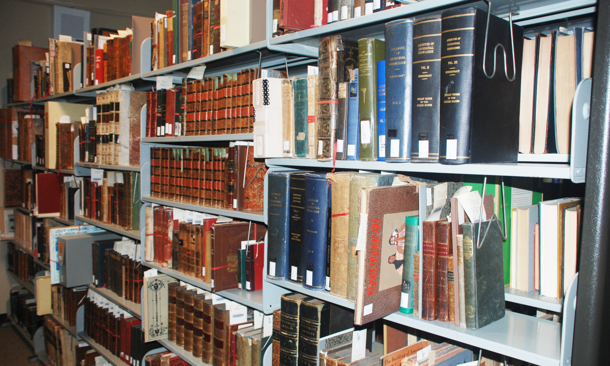 X Special Collection at Milne Library