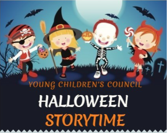 Halloween Story Time at Milne Library