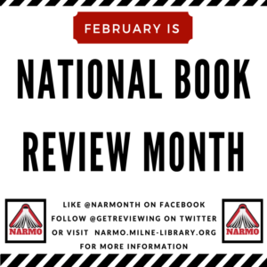 National Book Review Month - February at SUNY Geneseo
