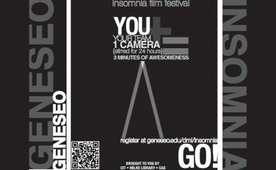 Geneseo Insomniac Film Festival