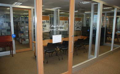Special Collections Area