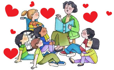 Valentine Storytime @Milne
