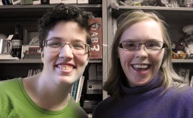 Ellen and Melissa 1 sized for blog