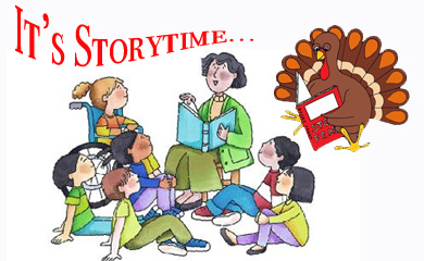 Thanksgiving.Storytime