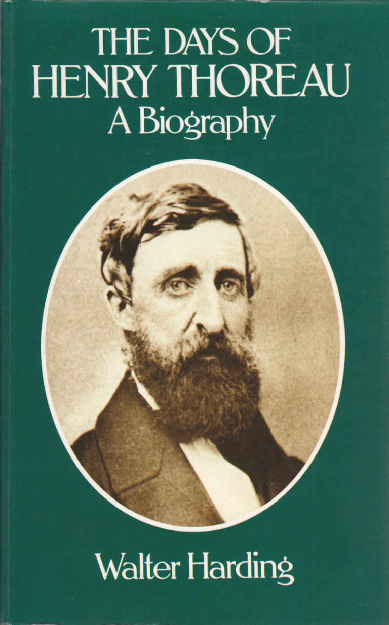 a biography of henry david thoreau an american transcendentalist writer