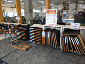 Milne Library Imaginarium Interior