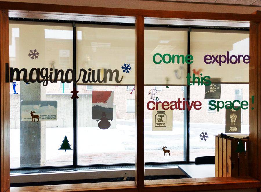 Milne Library Imaginarium
