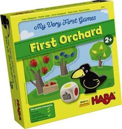 "Image of box for the game ""First Orchard"" by HABA"