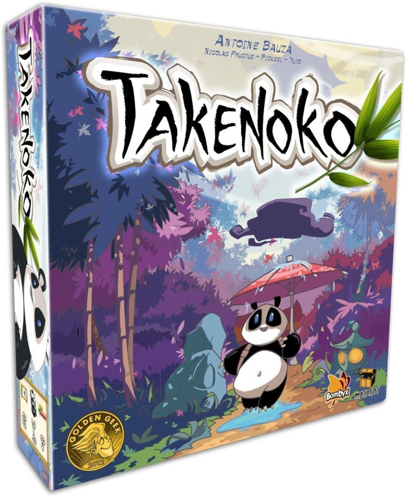 "Image of box for the game ""Takenoko"""