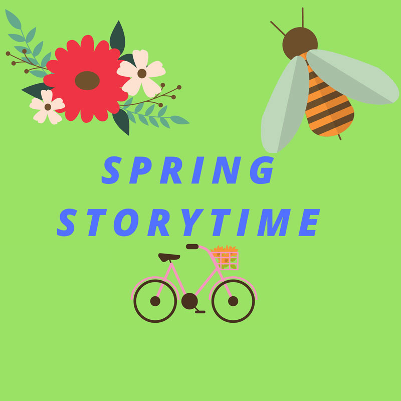 Minle Library Spring StoryTime