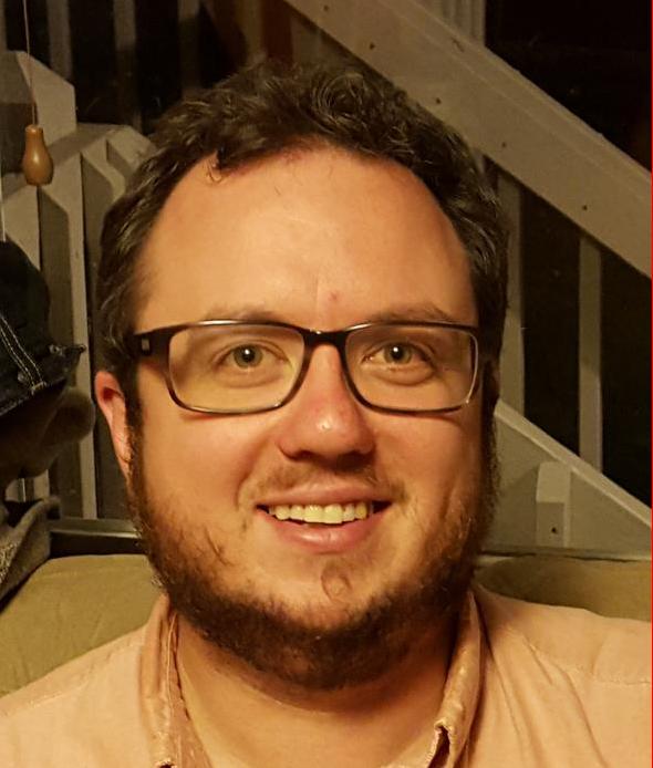 Jonathan Grunert, Scholarly Communications Librarian at Milne Library, SUNY Geneseo
