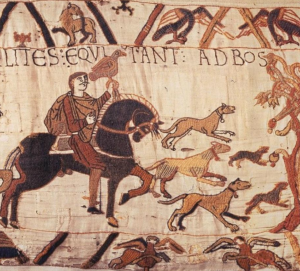 Bayeux Tapestry Excerpt