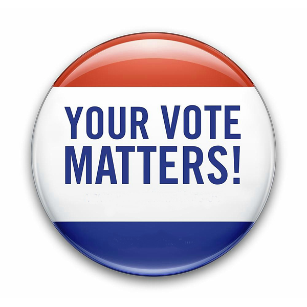 Your Vote Matters Tuesday November 6 2018