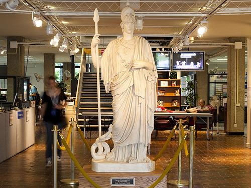 Minerva Stature