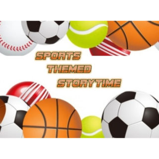 Sports Themed Story Time Event