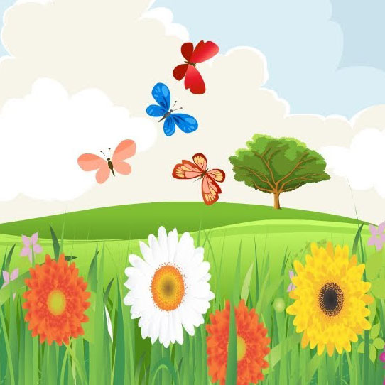Spring-storytime