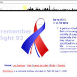 Flight 93 org 9-11 via archive.org