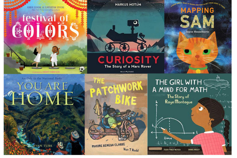New Picture Books at Milne Library