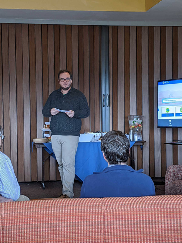 Jonathan-Grunert-presents-OE-Week-Address-SUNY-Geneseo
