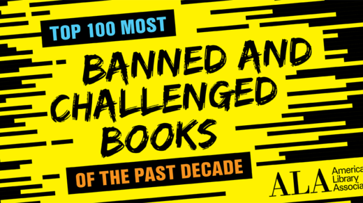 Banned and Challenged books 2010-2019