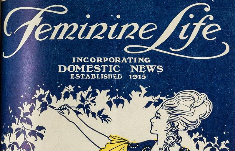 Feminine Life archive journal