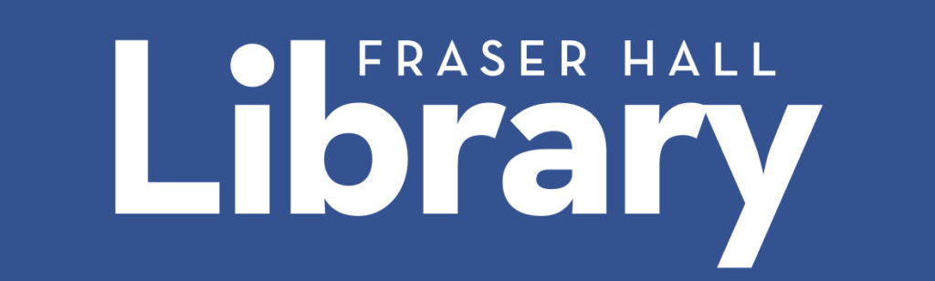 Fraser Hall Library News and Events