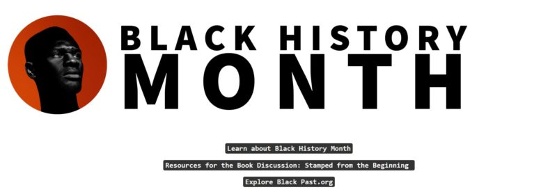 black history and becoming antiracistlibguides