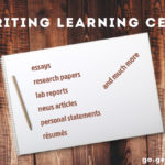 Writing Learning Center Fall 2021